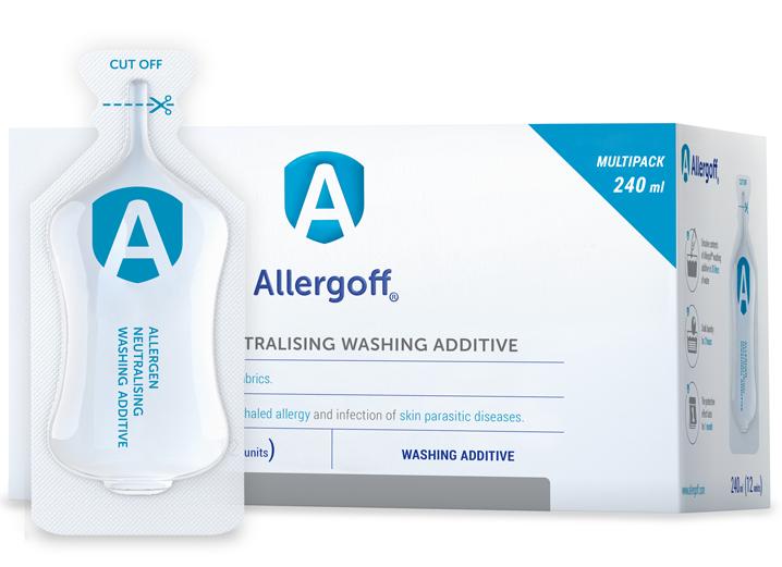 Allergoff płyn 240ml - zdjęcie produktu