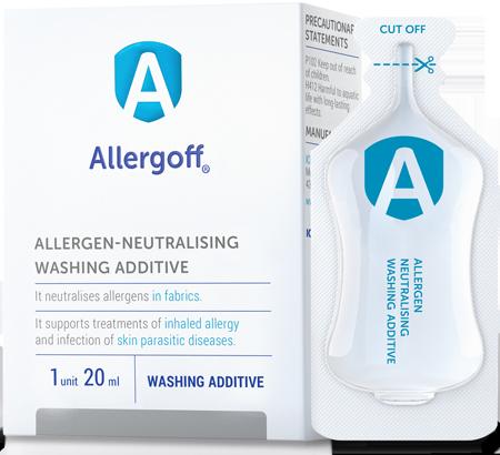 Allergoff płyn - zdjęcie produktu
