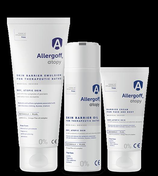 Allergoff Atopy - packshot